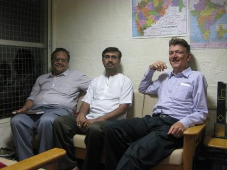 IMG 4283 Mentor of Indian Microfinance : Sitaram Rao passes away