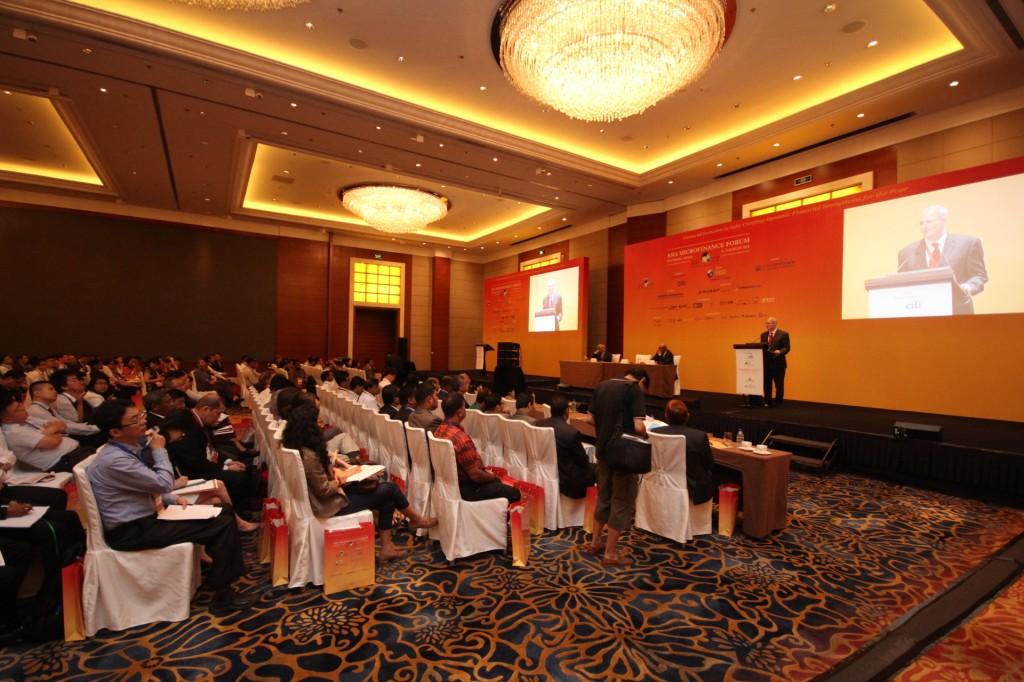 Asia Microfinance Forum 2014
